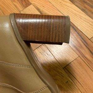 Tommy Hilfiger Shoes - Tommy Hilfiger Leather Heeled Boots